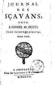 Le journal des sçavans: Volume32;Volume34