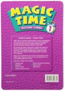 Magic Time Picture Cards 1