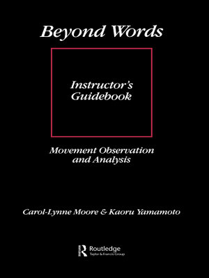 Beyond Words  Instructor s Manual