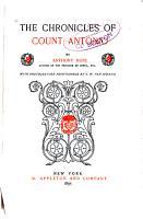 The Chronicles of Count Antonio PDF
