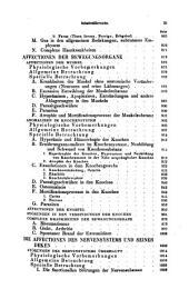 Handbuch der Pathologie und Therapie: Band 2