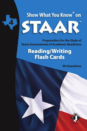 SWYK on STAAR Reading Writing Gr  4  Flash Cards PDF