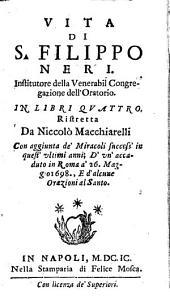 Vita di S. Filippo Neri