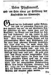 Taschenbuch zum Nutzen und Vergnügen für das Jahr ...: 1778