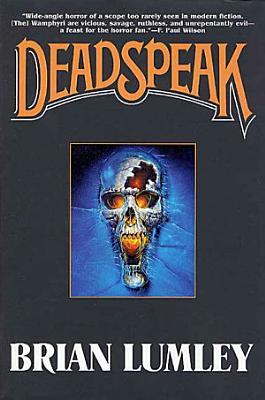 Necroscope IV  Deadspeak PDF