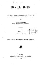 Homers Ilias: für den Schulgebrauch