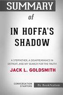 Download Summary of In Hoffa s Shadow Book