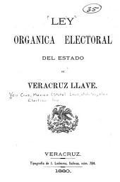Ley orgánica electoral del estado de Veracruz Llave
