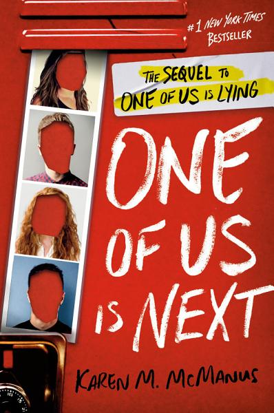 Download One of Us Is Next Book