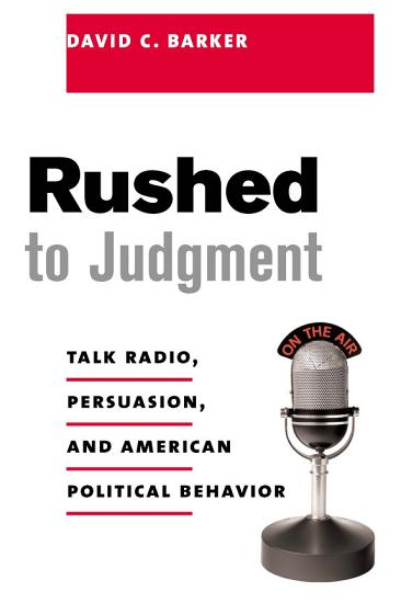 Rushed to Judgment PDF