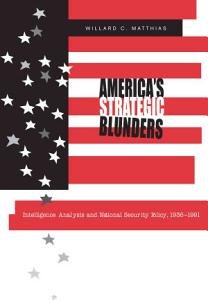America s Strategic Blunders PDF