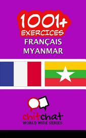 1001+ exercices Français - Myanmar