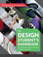 The Design Student s Handbook PDF