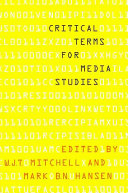Critical Terms for Media Studies PDF