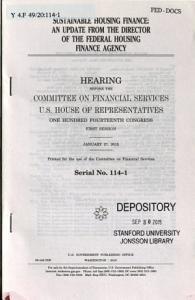 Sustainable Housing Finance PDF