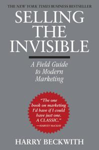 Selling the Invisible Book