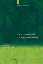 Vowel Harmony and Correspondence Theory PDF