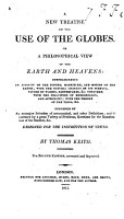 A new treatise on the use of the Globes  or  a philosophical view of the earth and heavens     Third edition     improved PDF