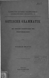 Gotische Grammatik