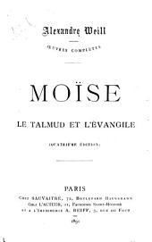 Moïse, le Talmud et l'Évangile