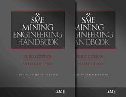 SME Mining Engineering Handbook  Third Edition PDF