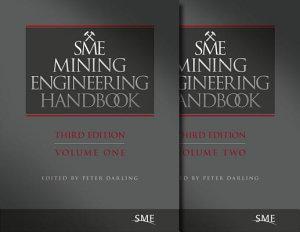 SME Mining Engineering Handbook, Third Edition