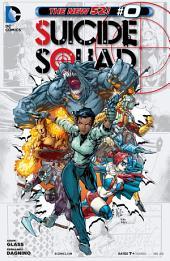 Suicide Squad (2012-) #0