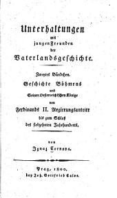 Unterhaltungen mit jungen Freunden der Vaterlandsgeschichte: Band 2