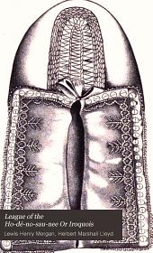 League of the Ho-dé-no-sau-nee Or Iroquois