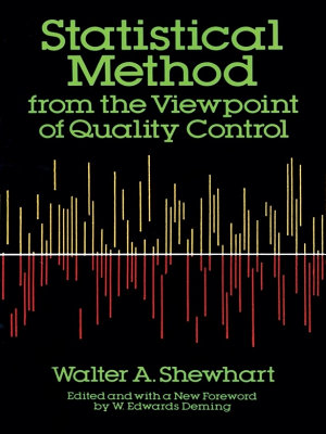 Statistical Method from the Viewpoint of Quality Control PDF