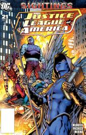 Justice League of America (2006-) #21