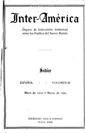Inter Am  rica PDF