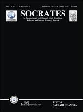 SOCRATES: Vol. 5 No. 1 (2017) Issue - March