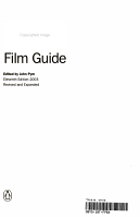 Time Out Film Guide PDF