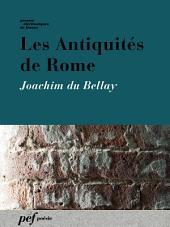 Les Antiquités de Rome