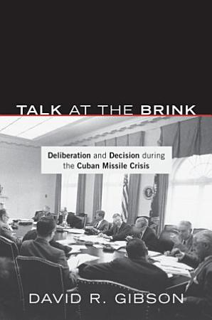 Talk at the Brink PDF