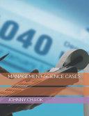 Management Science Cases PDF