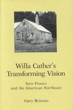 Willa Cather's Transforming Vision