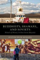 Buddhists  Shamans  and Soviets PDF