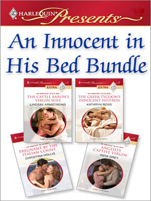 An Innocent In His Bed Bundle PDF