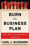 Burn the Business Plan PDF