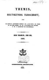Themis: regtskundig tijdschrift : verzameling van bijdragen tot de kennis van het publiek- en privaatrecht, Volume 20
