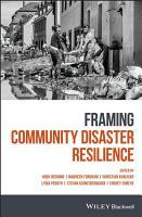 Framing Community Disaster Resilience PDF