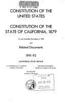 Constitution of the State of California, the Constitution of the United States, the Magna Carta, Declaration of Right, Declaration of Independence, the Articles of Confederation