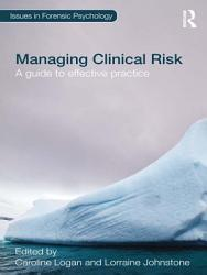 Managing Clinical Risk Book PDF