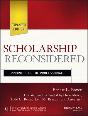 Scholarship Reconsidered PDF