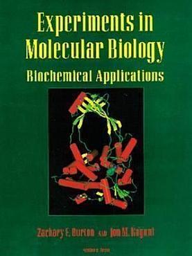 Experiments in Molecular Biology PDF