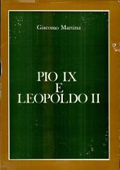 Pio IX e Leopoldo II.