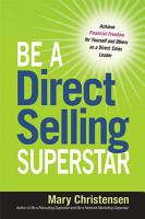 Be a Direct Selling Superstar PDF