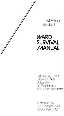 Medical Student Ward Survival Manual PDF